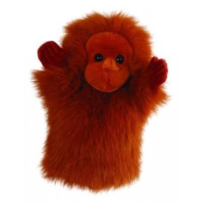 8019PC Кукла ръкавица за куклен театър Орангутан