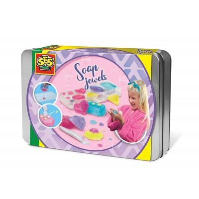 14151 SES Creative: Блестящи сапунени бижута
