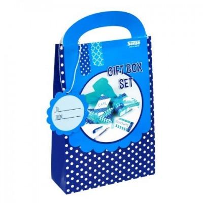 28059 Sense: Комплект за изработка на кутийки за подаръци
