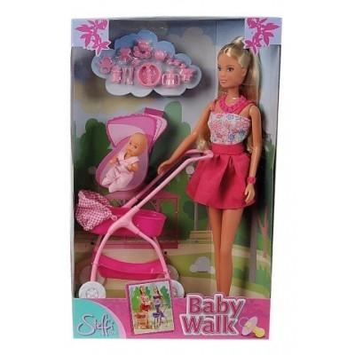 3067 Simba Кукла Барби: Steffi с бебе