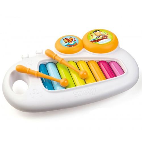 10500 Smoby: Бебешки ксилофон