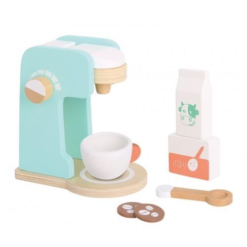 TF841 Tooky Toy: Детска кафе машина с аксесоари