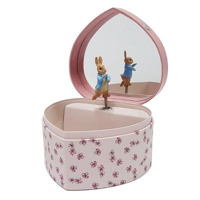 30860 Trousselier: Музикална кутия сърце: Зайчето Питър