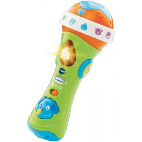 787639 VTech: Бебешки музикален микрофон
